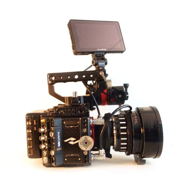 Kinefinity Mavo Edge 8k with Arri Ultrascope Lens