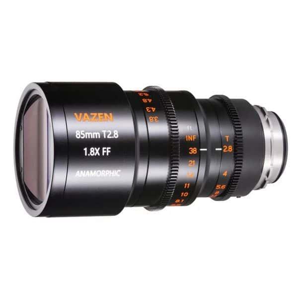 Vazen 85mm anamorphic 1.8X Full frame T2.8