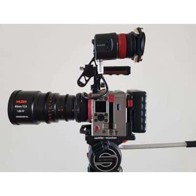 Vazen 85mm anamorphic 1.8X Full frame T2.8 Kinefinity