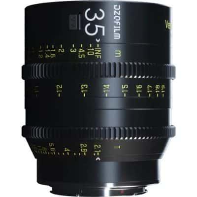 DZOFilm VESPID 35mm T2.1 Lens