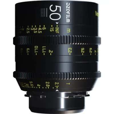 DZOFilm Vespid Prime FF 50mm T2.1