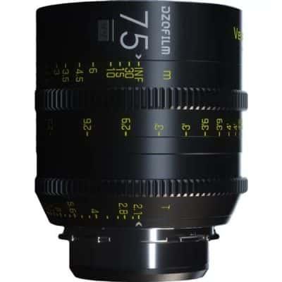 DZOFilm Vespid Prime FF 75mm T2.1