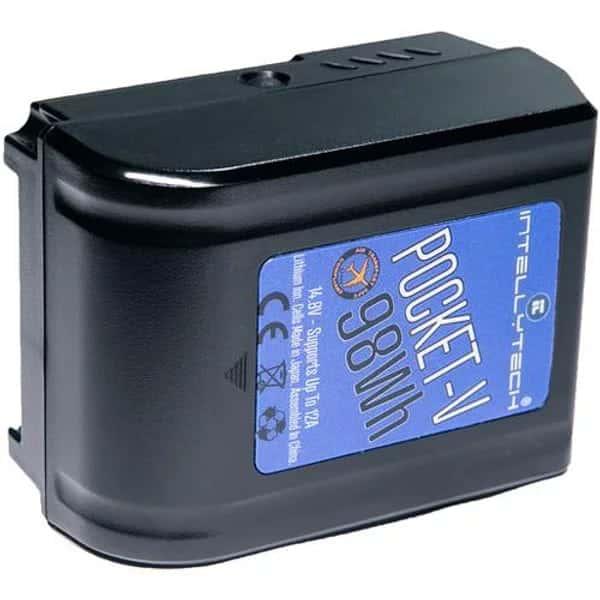 Intellytech Pocket-V 98Wh V-Mount Battery
