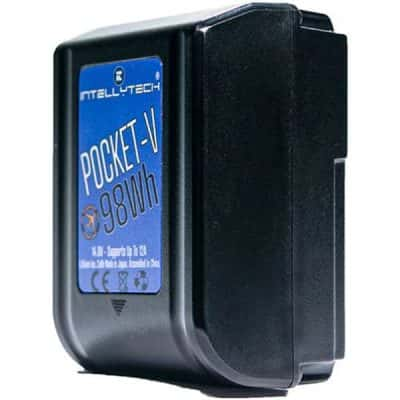 Intellytech Pocket-V 98Wh V-Mount Battery