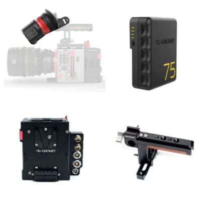 Kinefinity Core Package