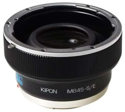 Kipon Speed Booster for MF 645