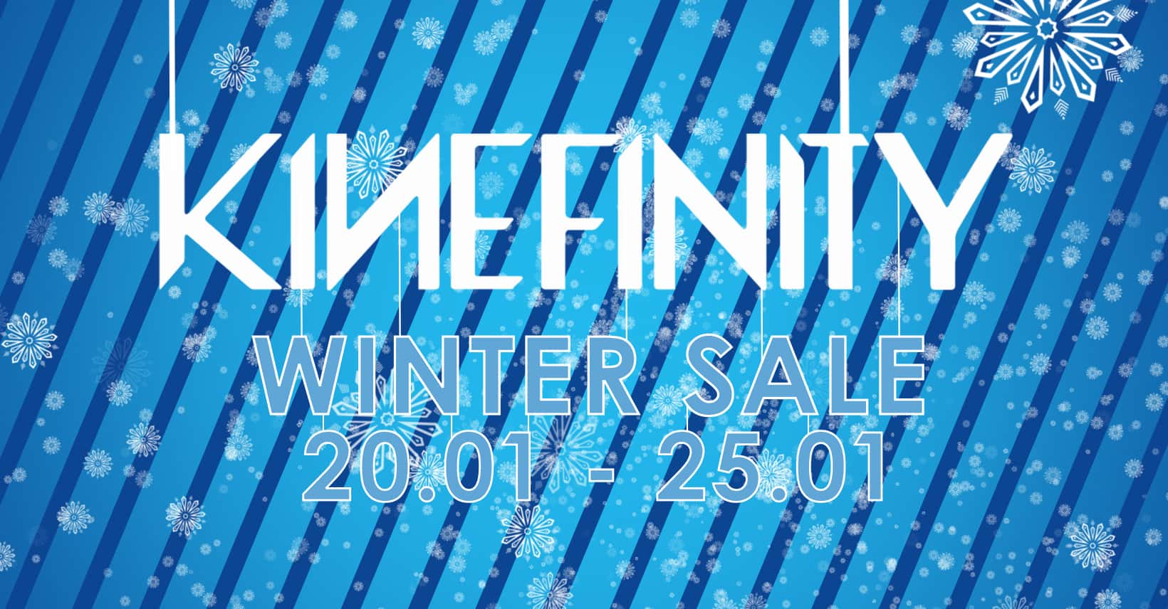 Kinefinity Winter Sale 2021