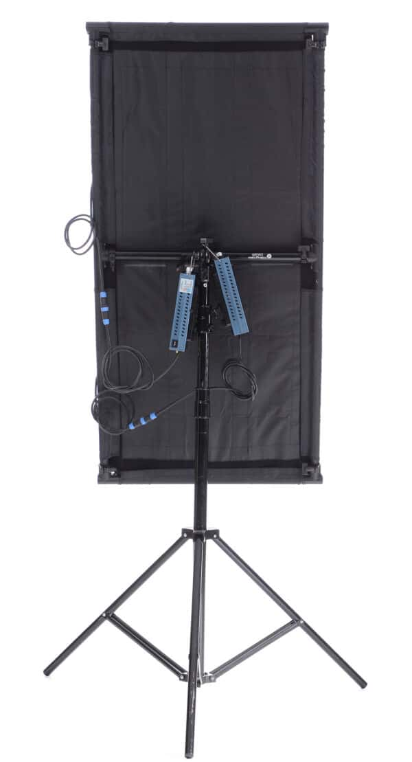 F2-LC 2.0   Fast Setup Edition   2 Light Frame for LiteCloth LC-160